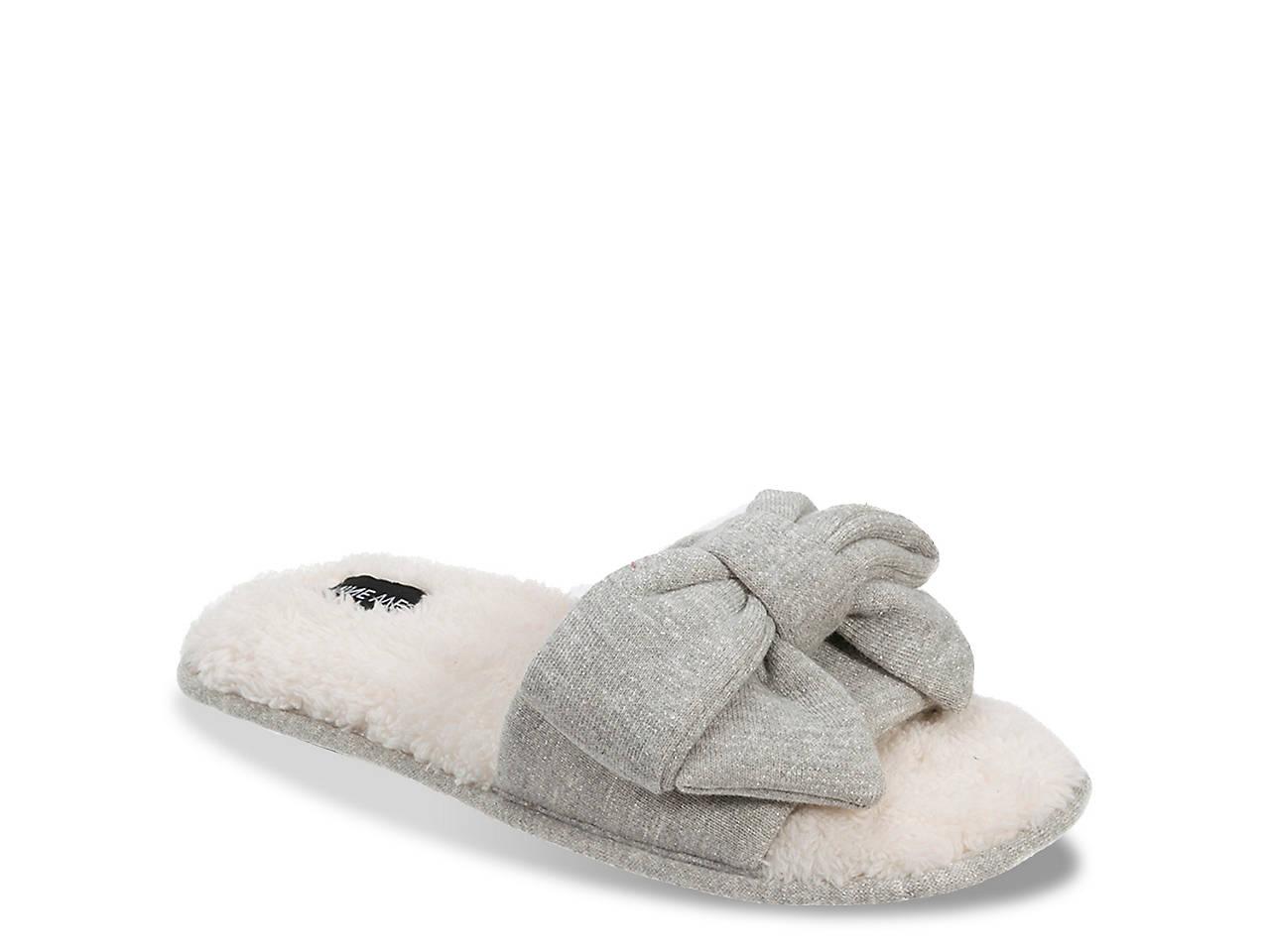 27ae79ef151 Nine West Bow Slide Slipper Women s Shoes