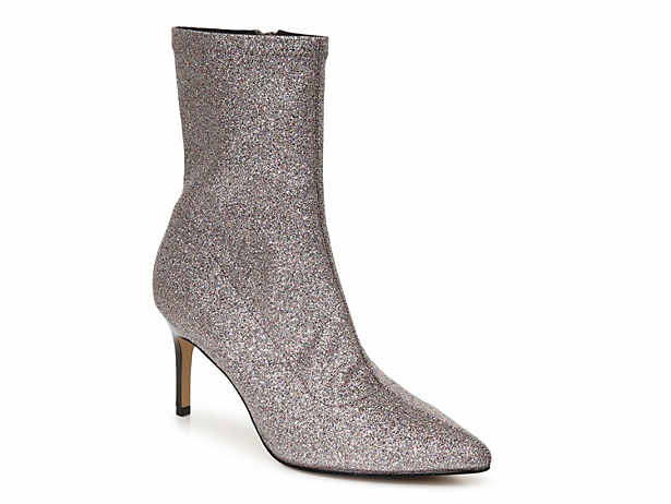 Womens Silver Boots Dsw