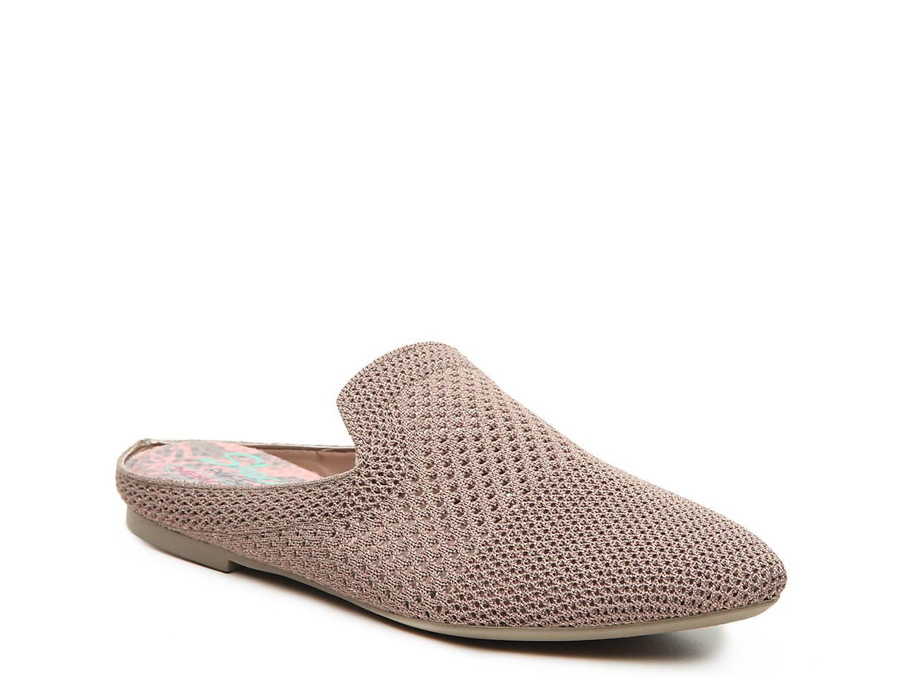 2744a809f522 Skechers Knit Mule Women s Shoes