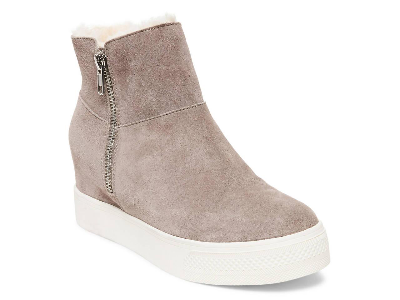 3a624c64d50 Steve Madden Wanda Wedge Sneaker Women s Shoes