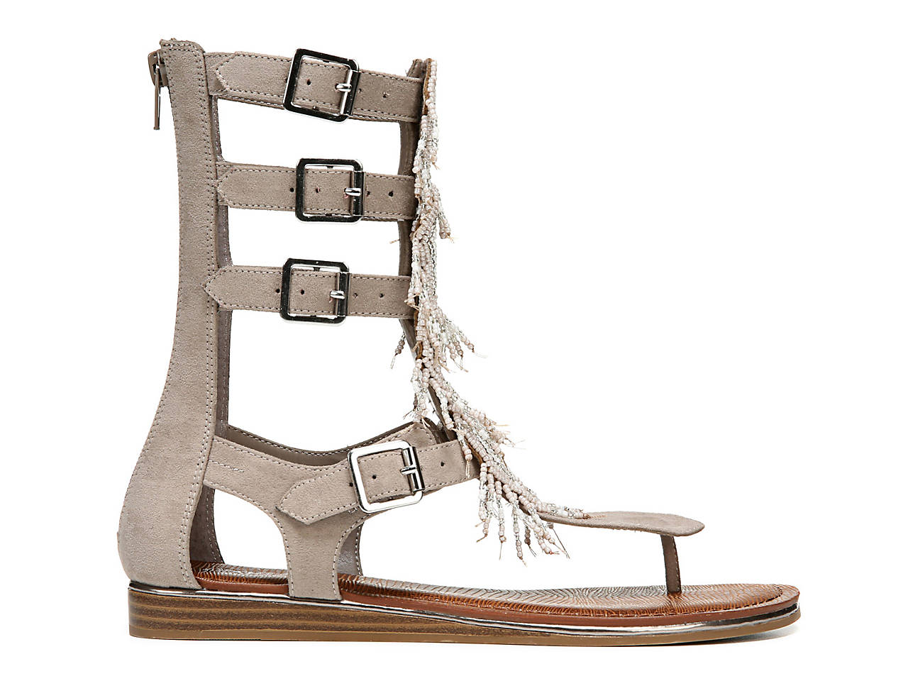 7e9ea46bed38 Carlos by Carlos Santana Taos Gladiator Sandal Women s Shoes