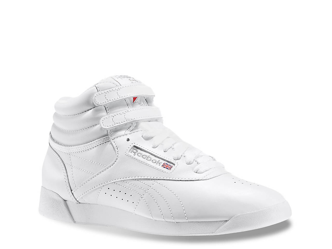 c5116169cd544 Reebok Freestyle Hi High-Top Sneaker - Women s Men s Shoes