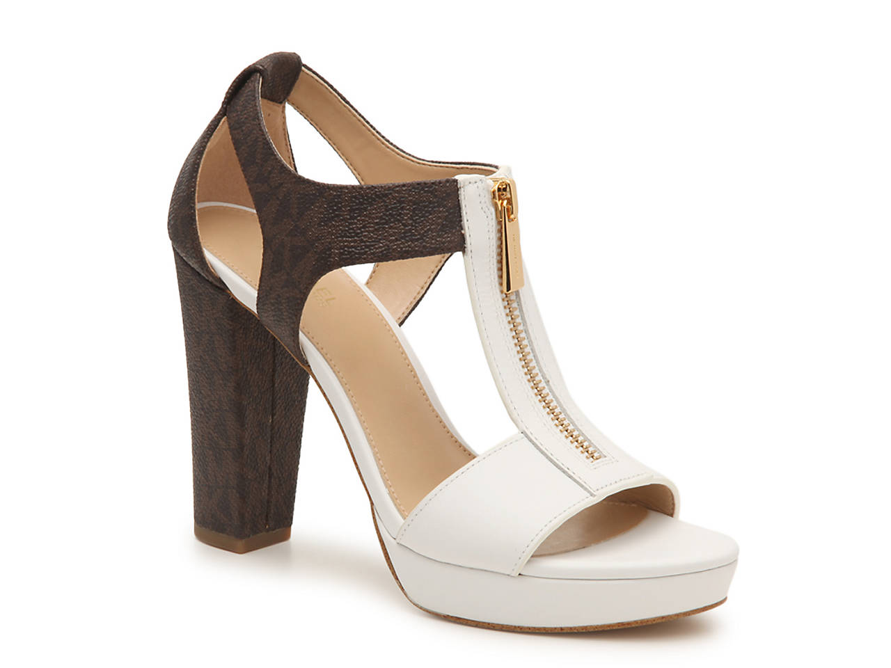 eee55e0187f9 Michael Michael Kors Berkley Platform Sandal Women s Shoes
