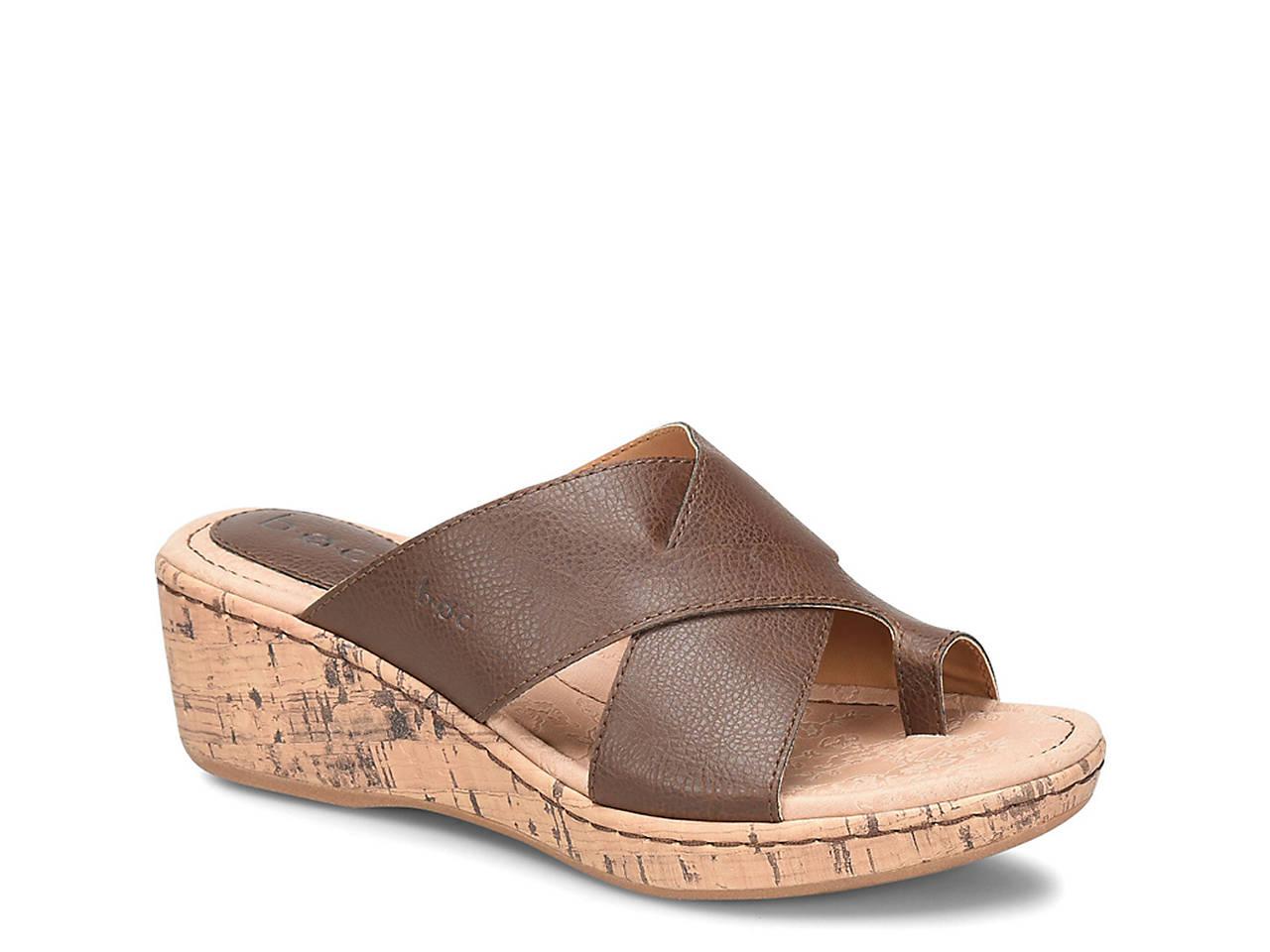 d37ec2234907 B O C Summer Wedge Sandal Women S Shoes Dsw