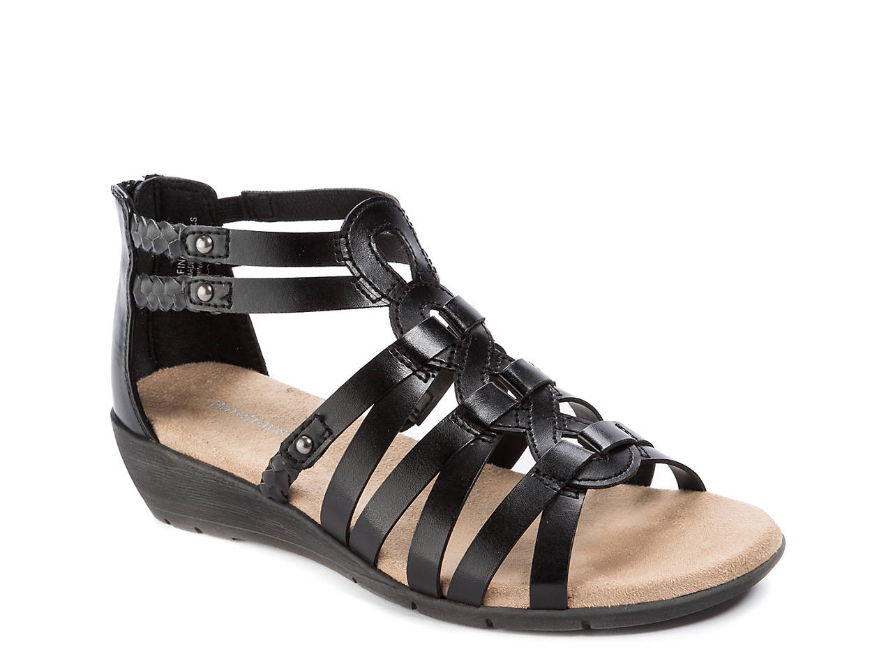 ceae0862560e9 Delfina Wedge Sandal