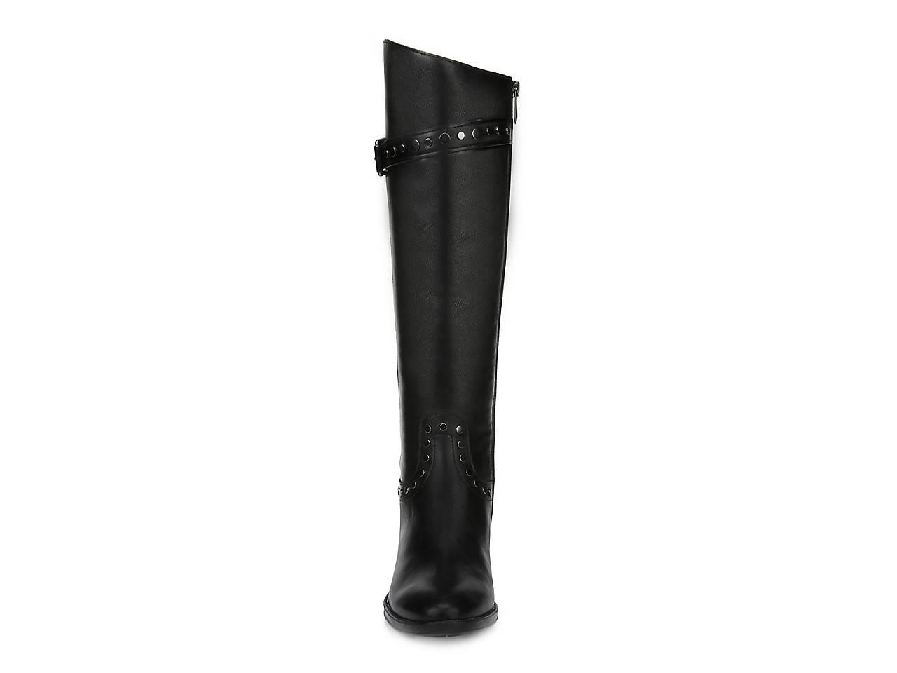 690db54110252 Sam Edelman Paxton Wide Calf Riding Boot Women s Shoes