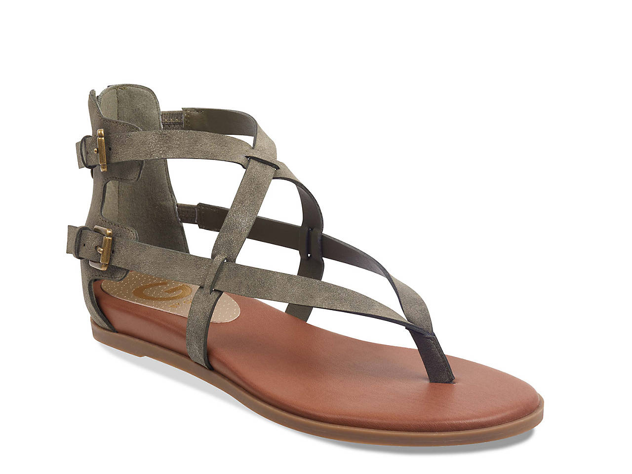 a58c3ec600fb G by GUESS Cave Gladiator Sandal Women s Shoes