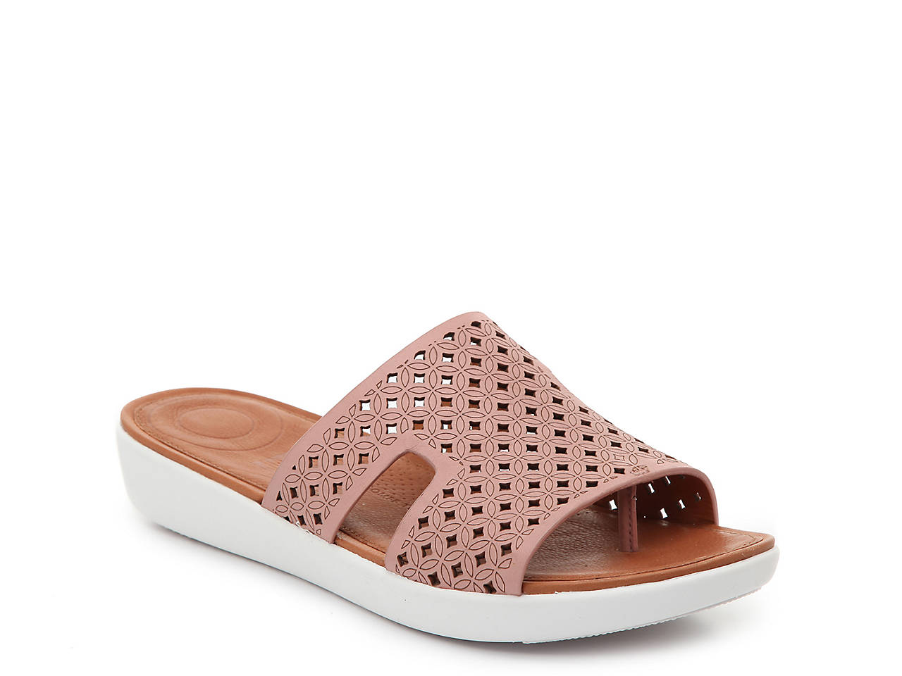 fa781e322 FitFlop H-Bar Wedge Sandal Women s Shoes
