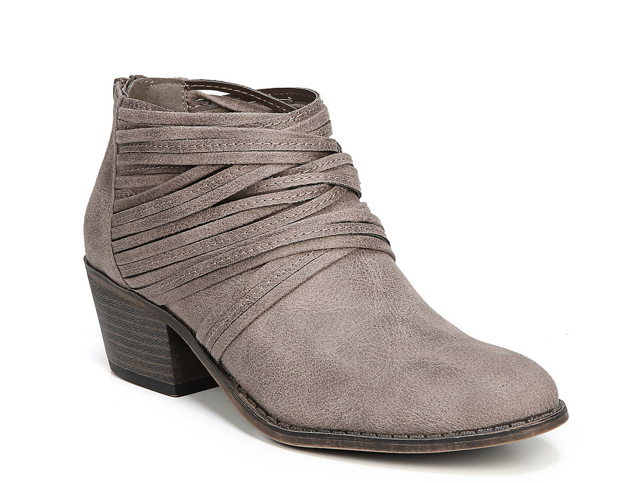 dsw ankle boots