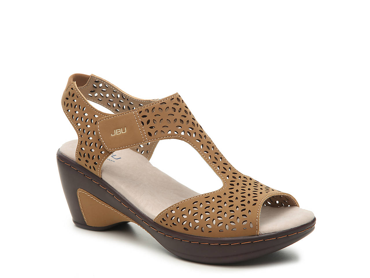 c59a2921175 JBU by Jambu Chloe Wedge Sandal Women s Shoes