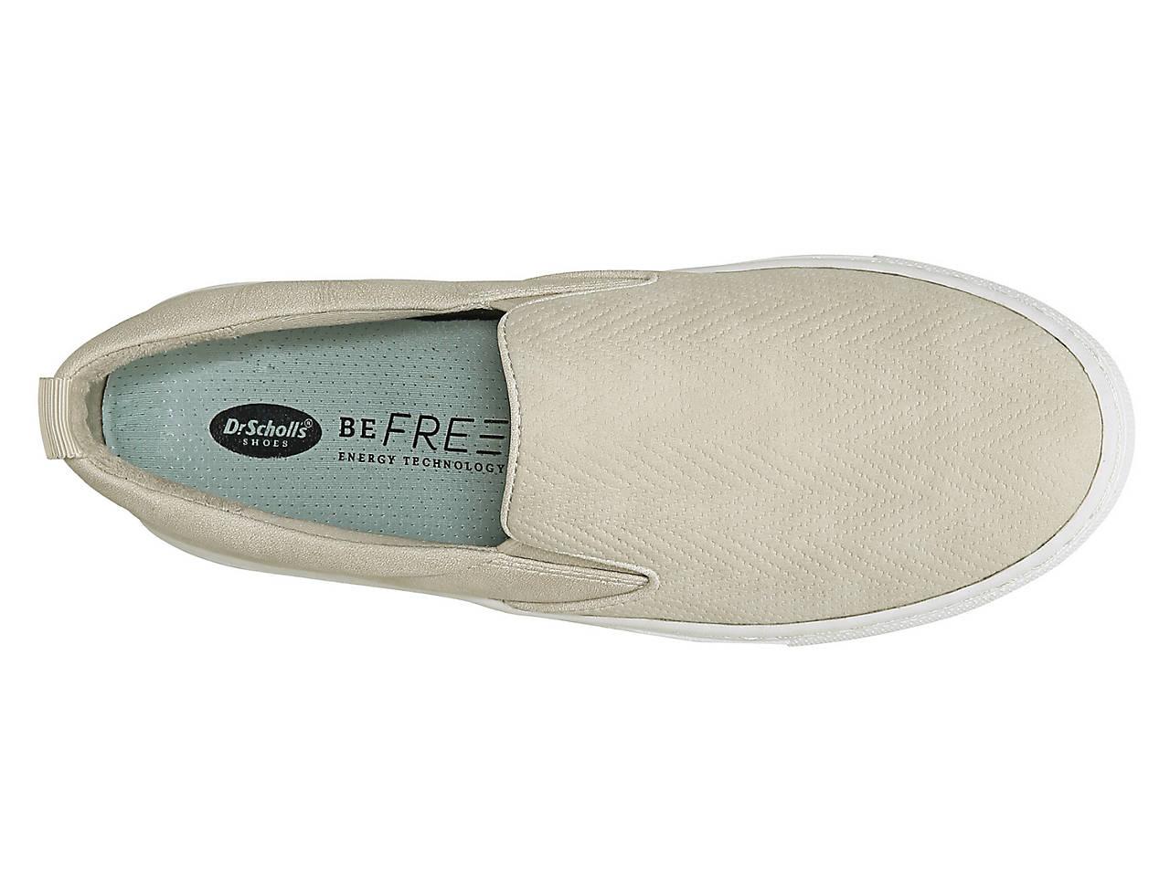 80e53414f27 Dr. Scholl s No Bad Days Platform Slip-On Sneaker Women s Shoes
