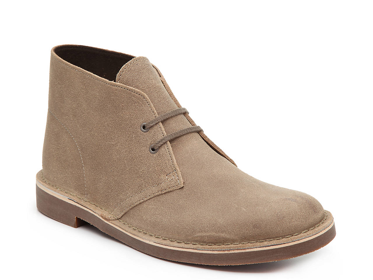 54ee4a14ba1 Clarks Bushacre 2 Chukka Boot Men's Shoes | DSW