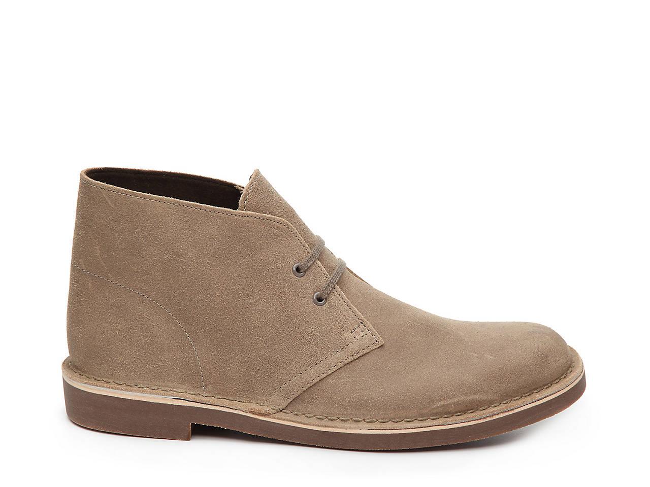 Clarks Men/'s Bushacre 2 Chukka desert Boots Classic Ankle High Shoes