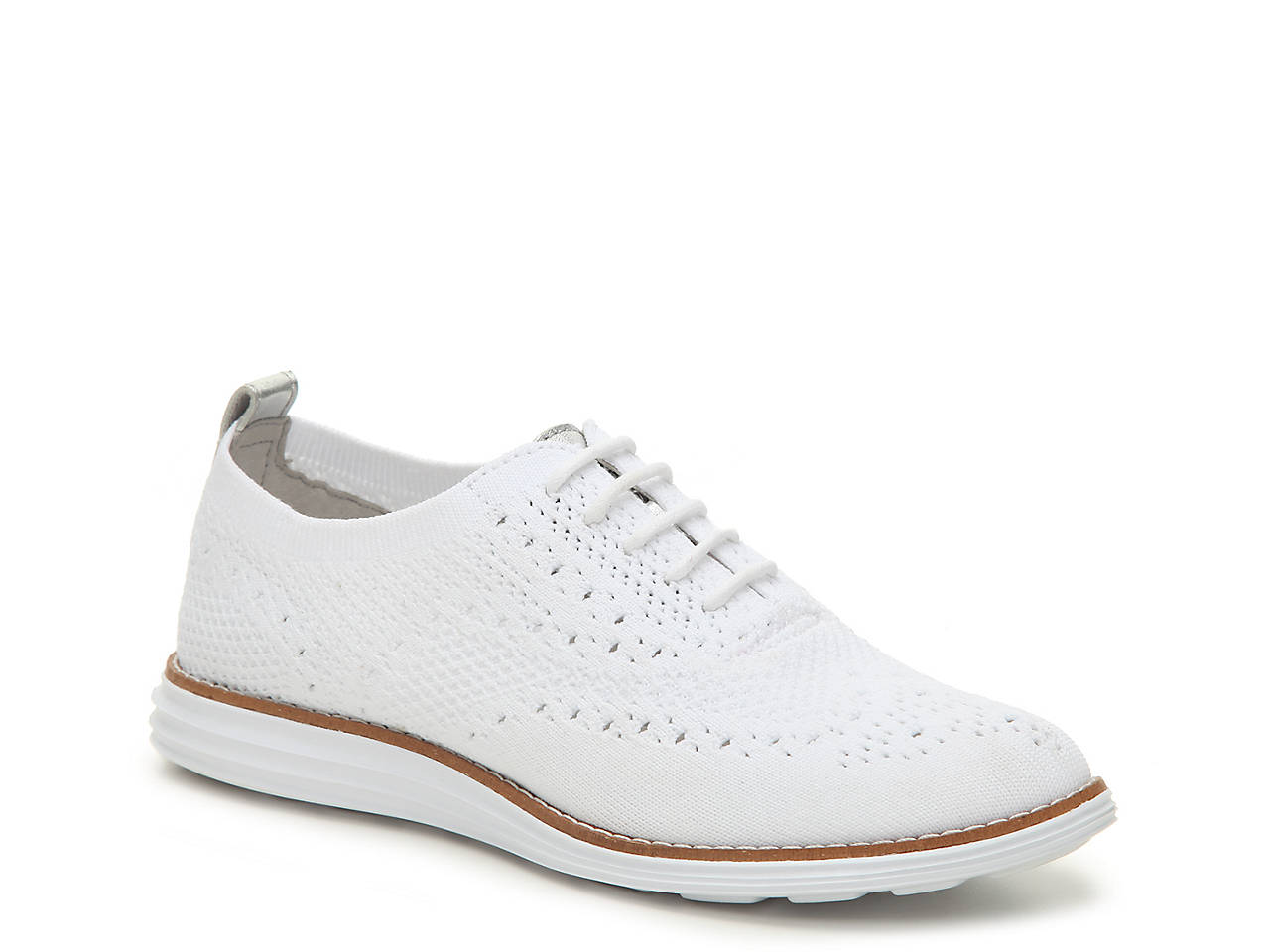 Knit Og Grand Wingtip Oxford