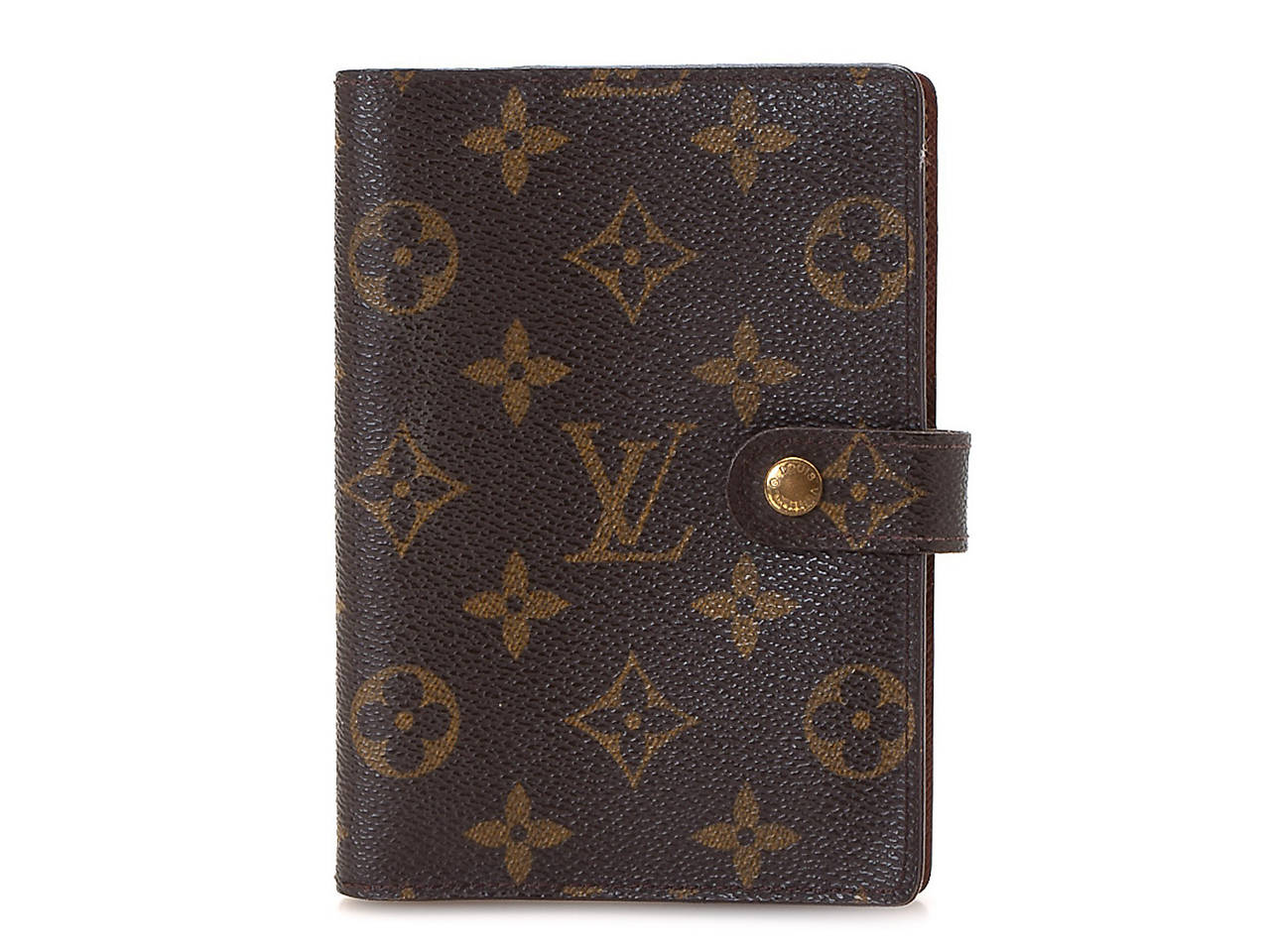 8d0c4c699b98 Louis Vuitton - Vintage Luxury Small Ring Agenda Cover Women s ...