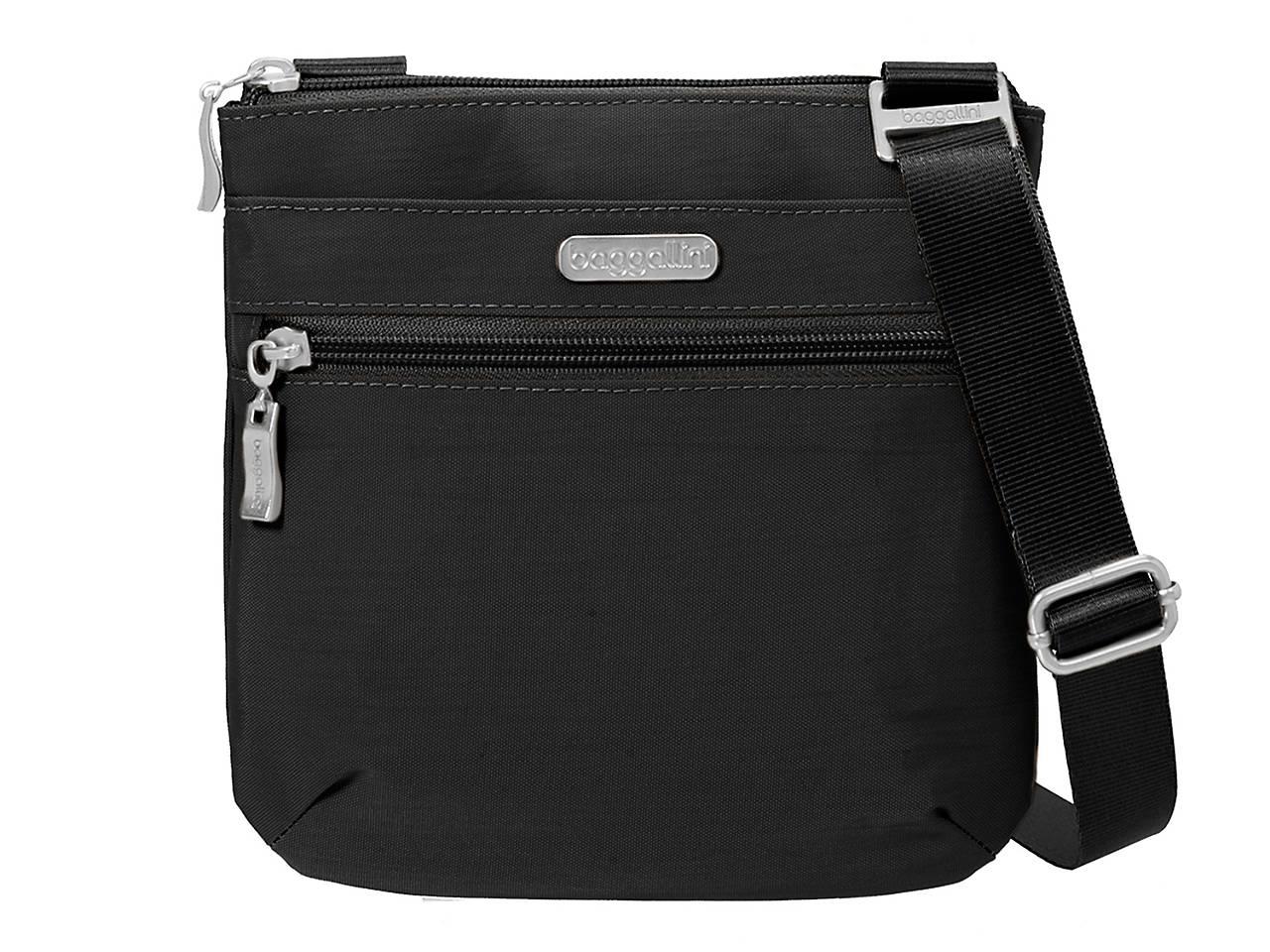 Baggallini Small Zip Crossbody Bag Women s Handbags   Accessories