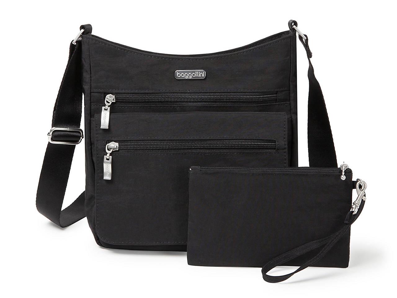 Baggallini Top Zip Flap Crossbody Bag Women s Handbags   Accessories ...