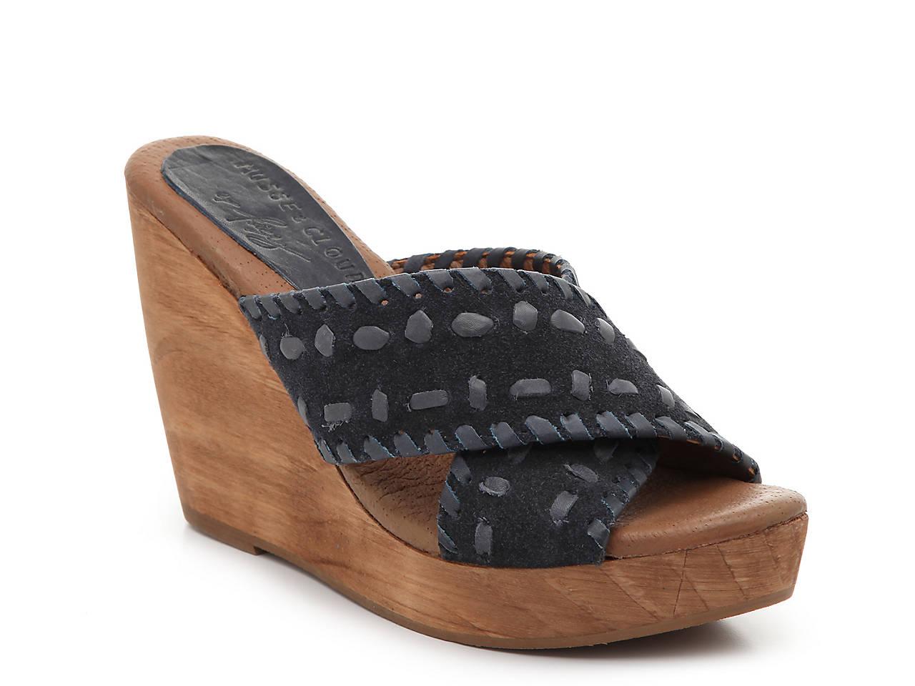 Cersei Wedge Sandal by Musse & Cloud