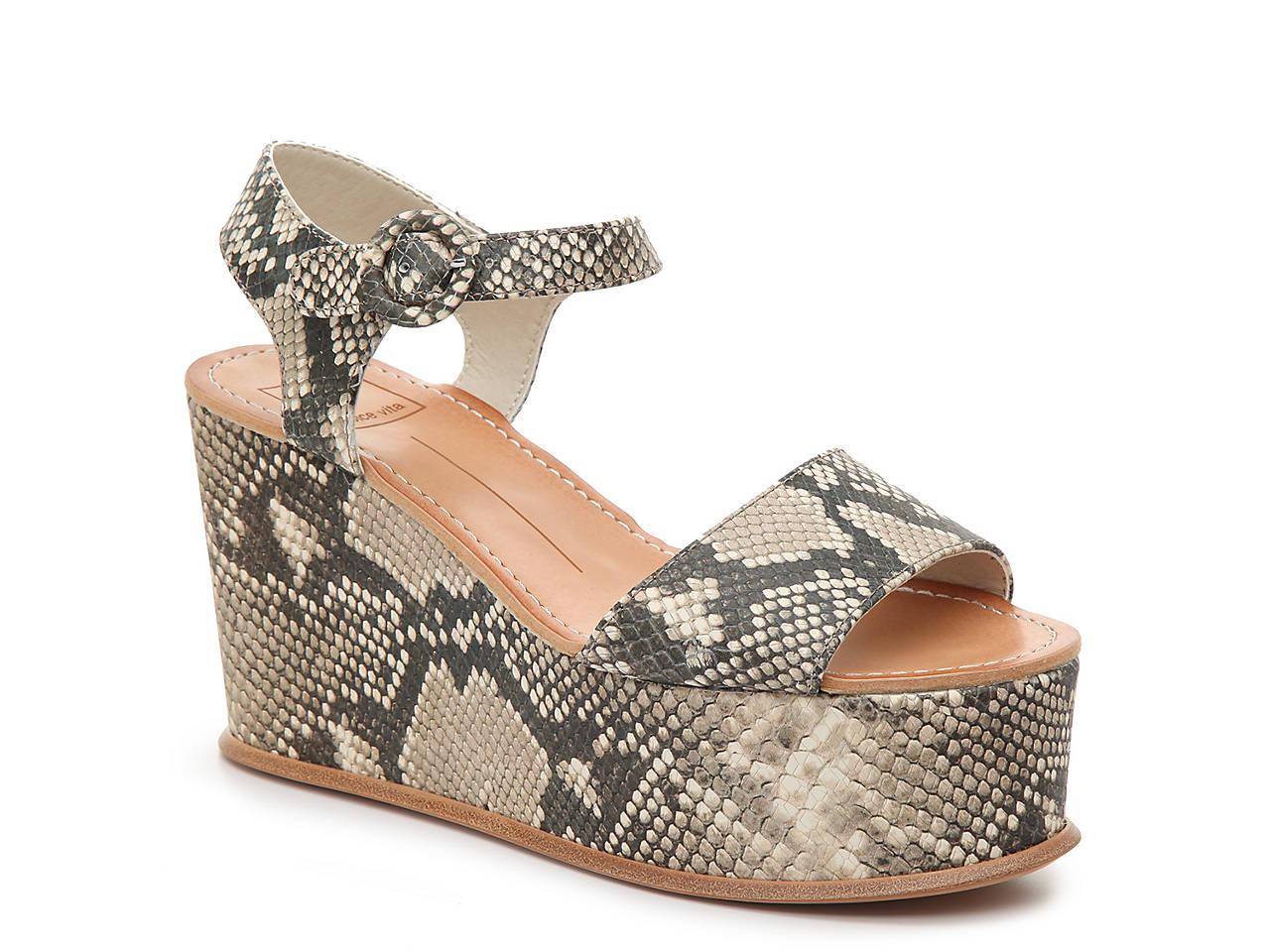 4fe37a590cc Dolce Vita Datiah Wedge Sandal Men s Shoes