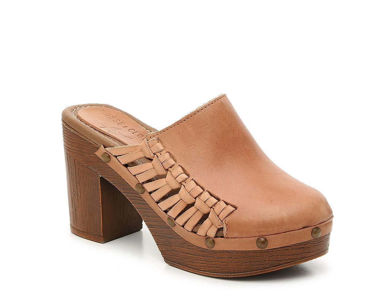 2a6398f7048 Musse   Cloud Candide Platform Clog Women s Shoes