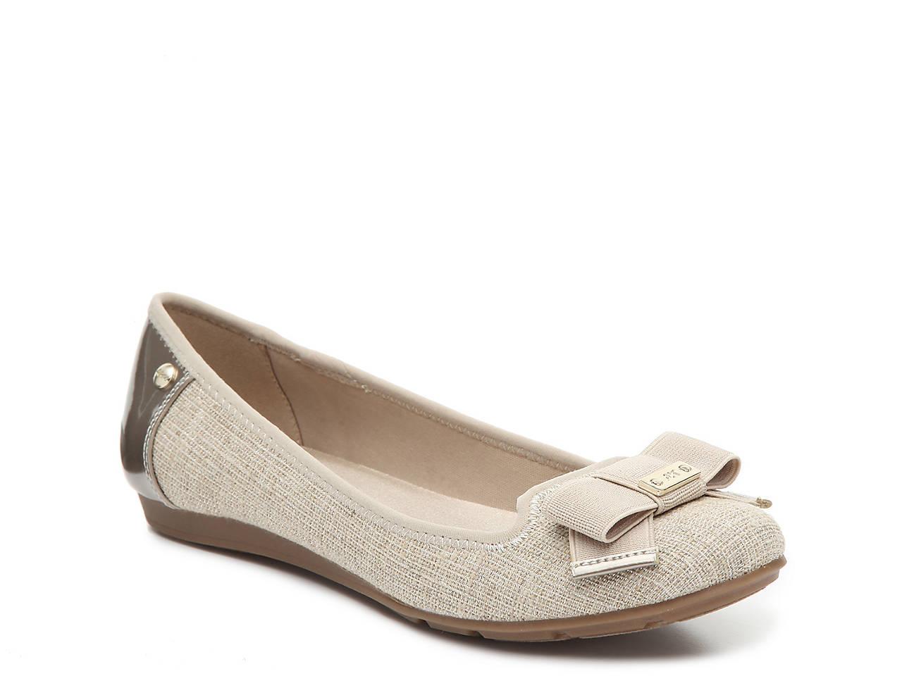aa2df0dcd Anne Klein Sport Alivia Flat Women s Shoes