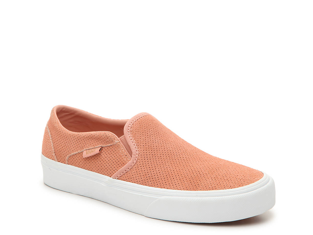 5fc9d689c2c Vans Asher Slip-On Sneaker - Women s Women s Shoes