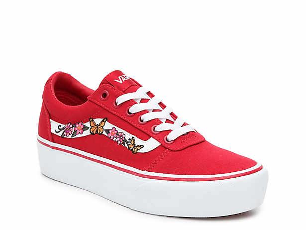 Ons Vans Sneakers Dsw amp; Tops Women's Shoes High Slip TRIwIAdq