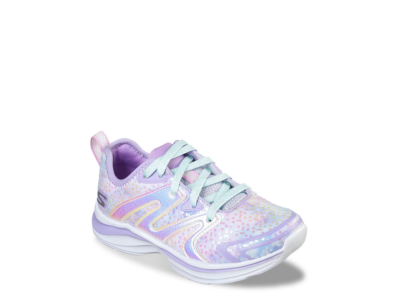 804eced30203 Skechers Double Dreams Unicorn Kisses Toddler   Youth Sneaker Kids ...