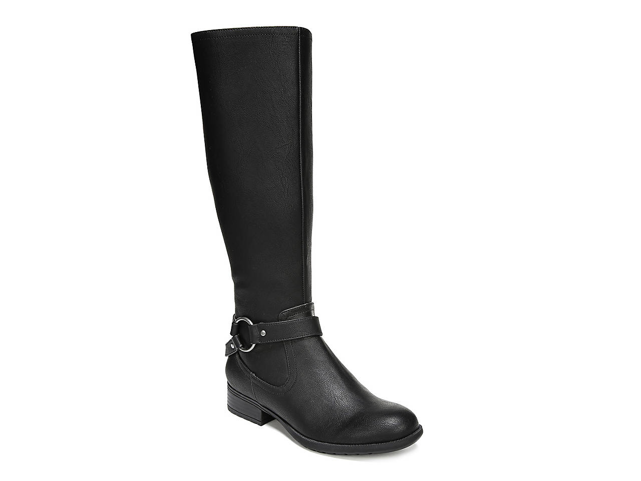 85b18b21a709 LifeStride X-Felicity Riding Boot Women s Shoes