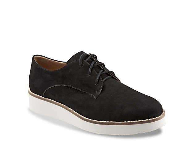 2844ad24f31 Clarks Artisan Teadale Rhea Wedge Oxford Women's Shoes | DSW