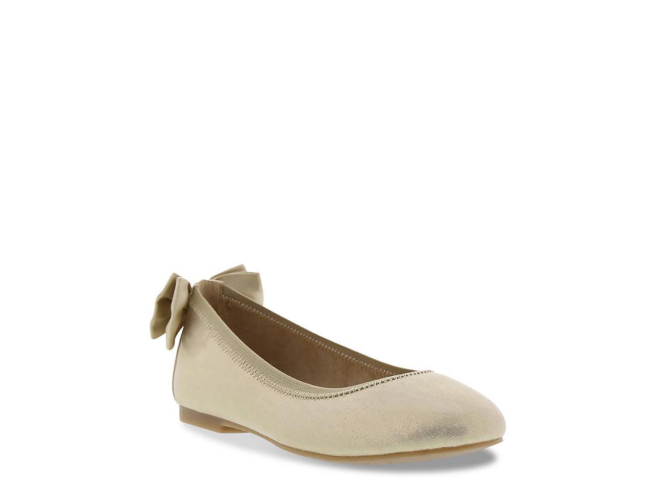 3813de46b252 Sam Edelman Felicia Esmerelda Toddler   Youth Ballet Flat Kids Shoes ...