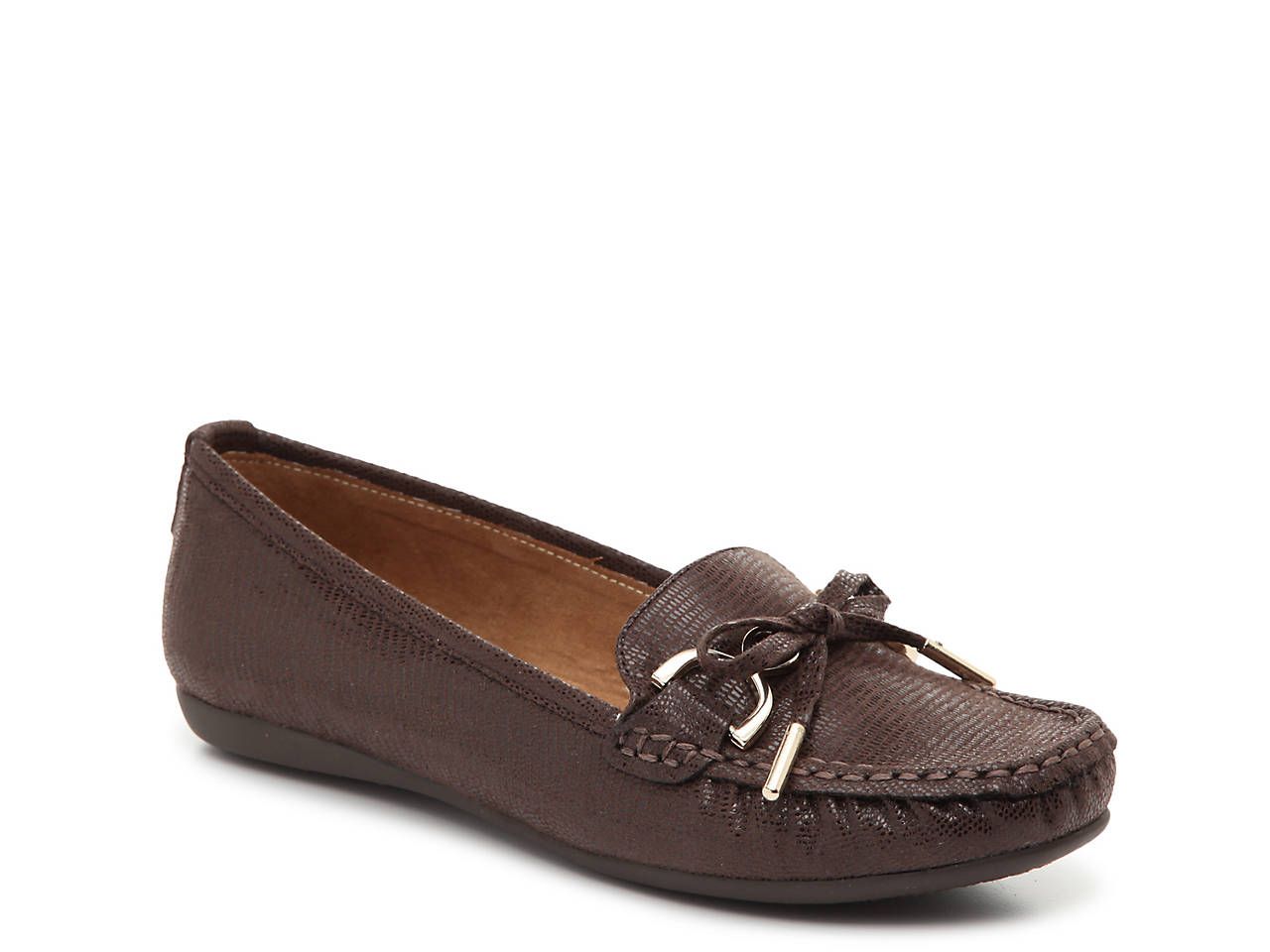 8ed70162be6f Gloria Vanderbilt Lady Loafer Women s Shoes