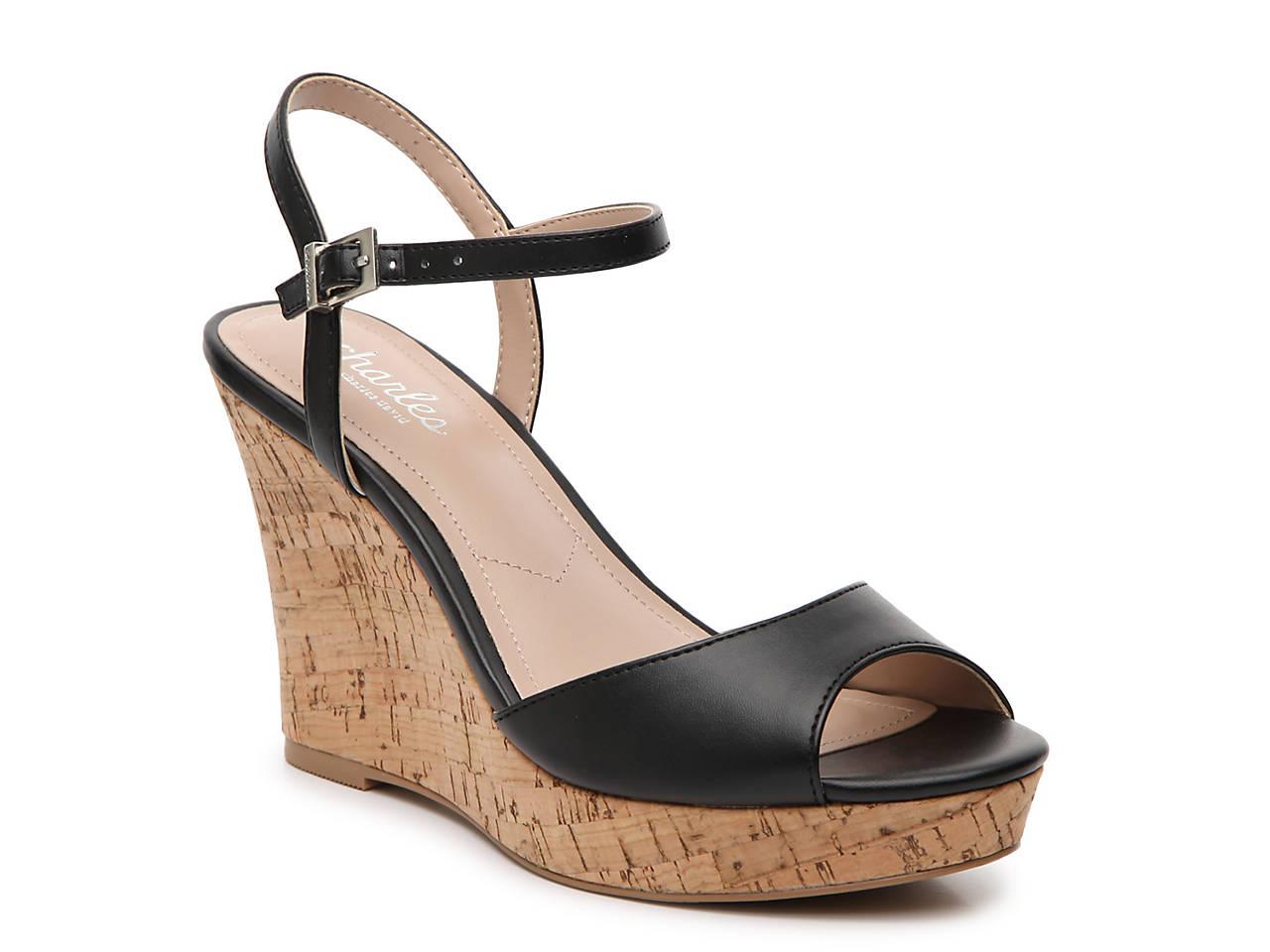 f0f734813 Charles by Charles David Lambert Wedge Sandal Women s Shoes