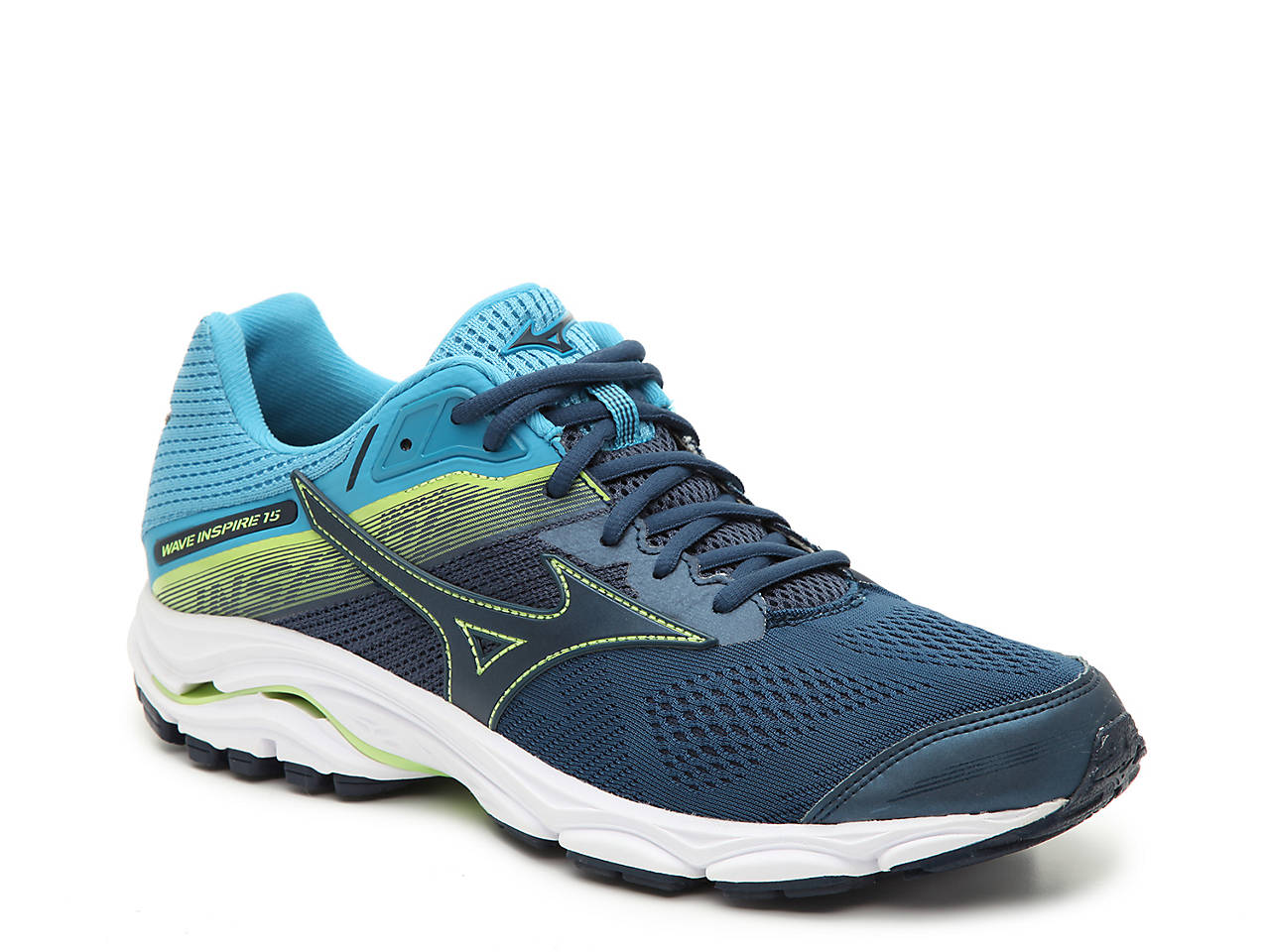 a5f22a84012f Mizuno Wave Inspire 15 Running Shoe - Men's Men's Shoes | DSW