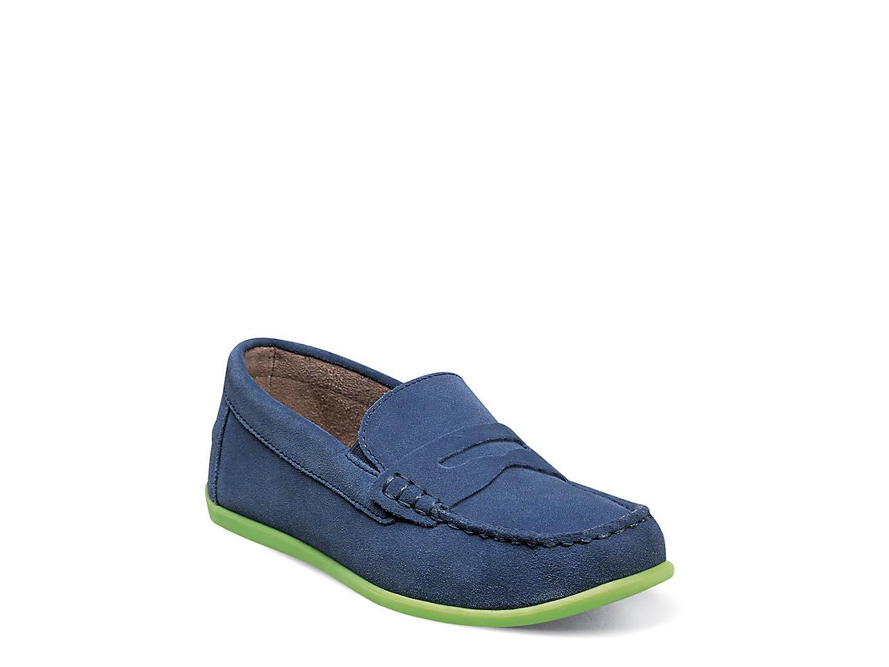 e9166378b59 Florsheim Jasper Toddler   Youth Penny Loafer Kids Shoes