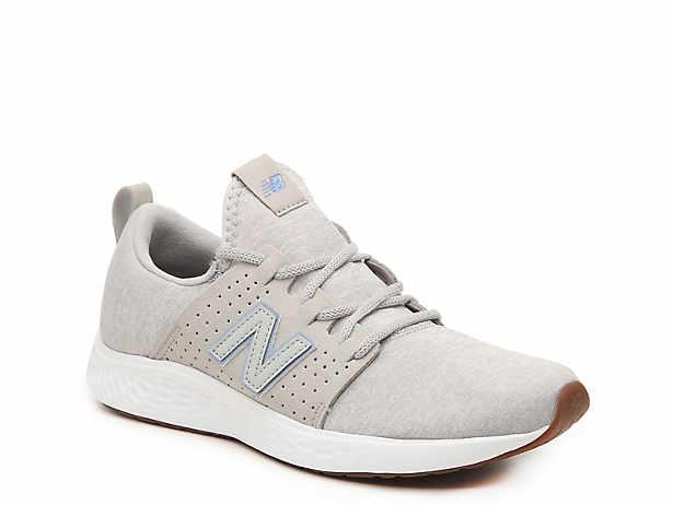 New Balance 574 Velcro Strap Closure Sneakers Off White