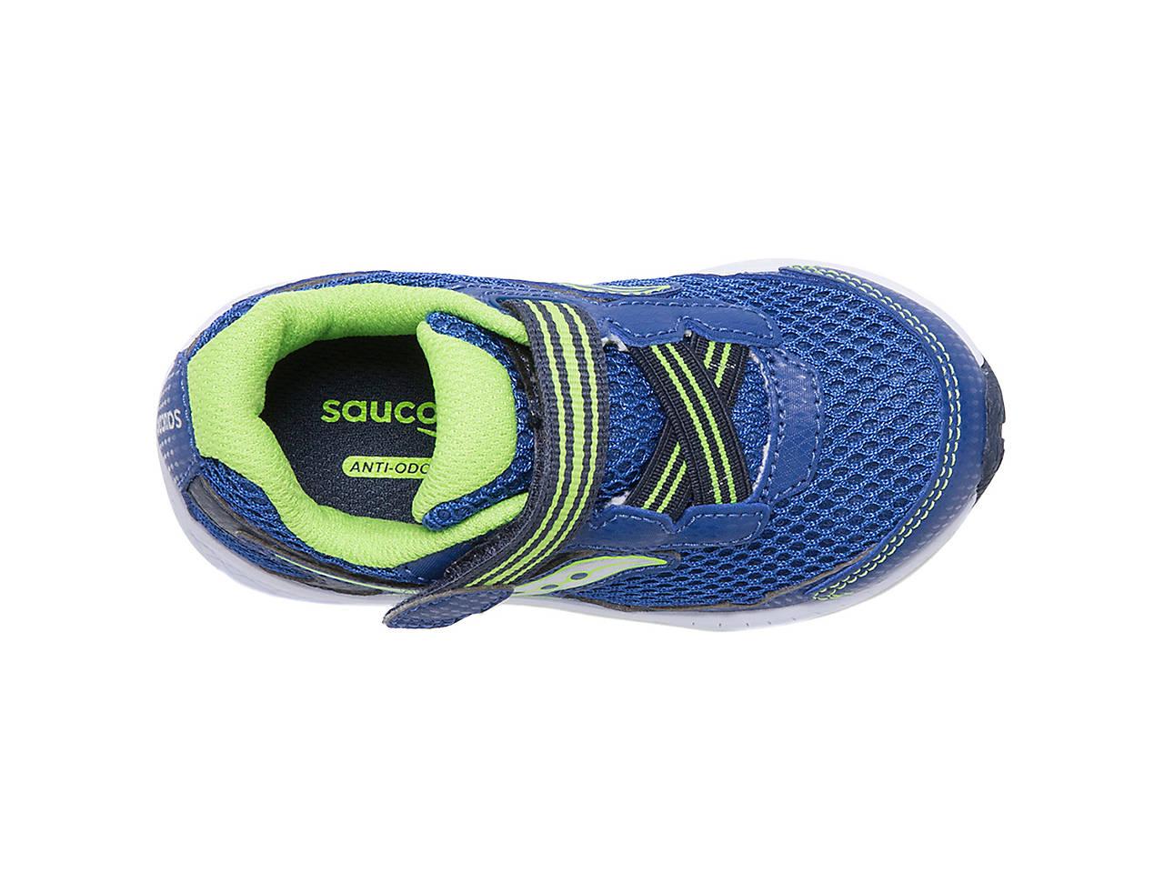 bbfaa1e539c9 Saucony Ride 10 JR Infant   Toddler Sneaker Kids Shoes