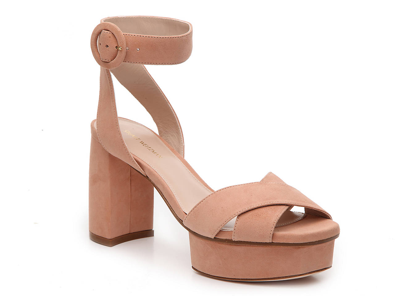 cc8339b4471f Stuart Weitzman - Luxury Carmina Platform Sandal Women s Shoes