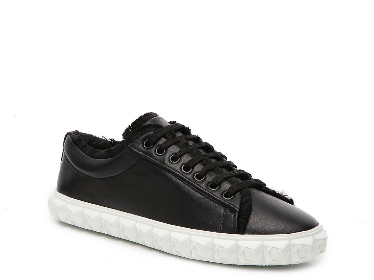 a0461efeb5dc Stuart Weitzman Fringiec Sneaker Women s Shoes