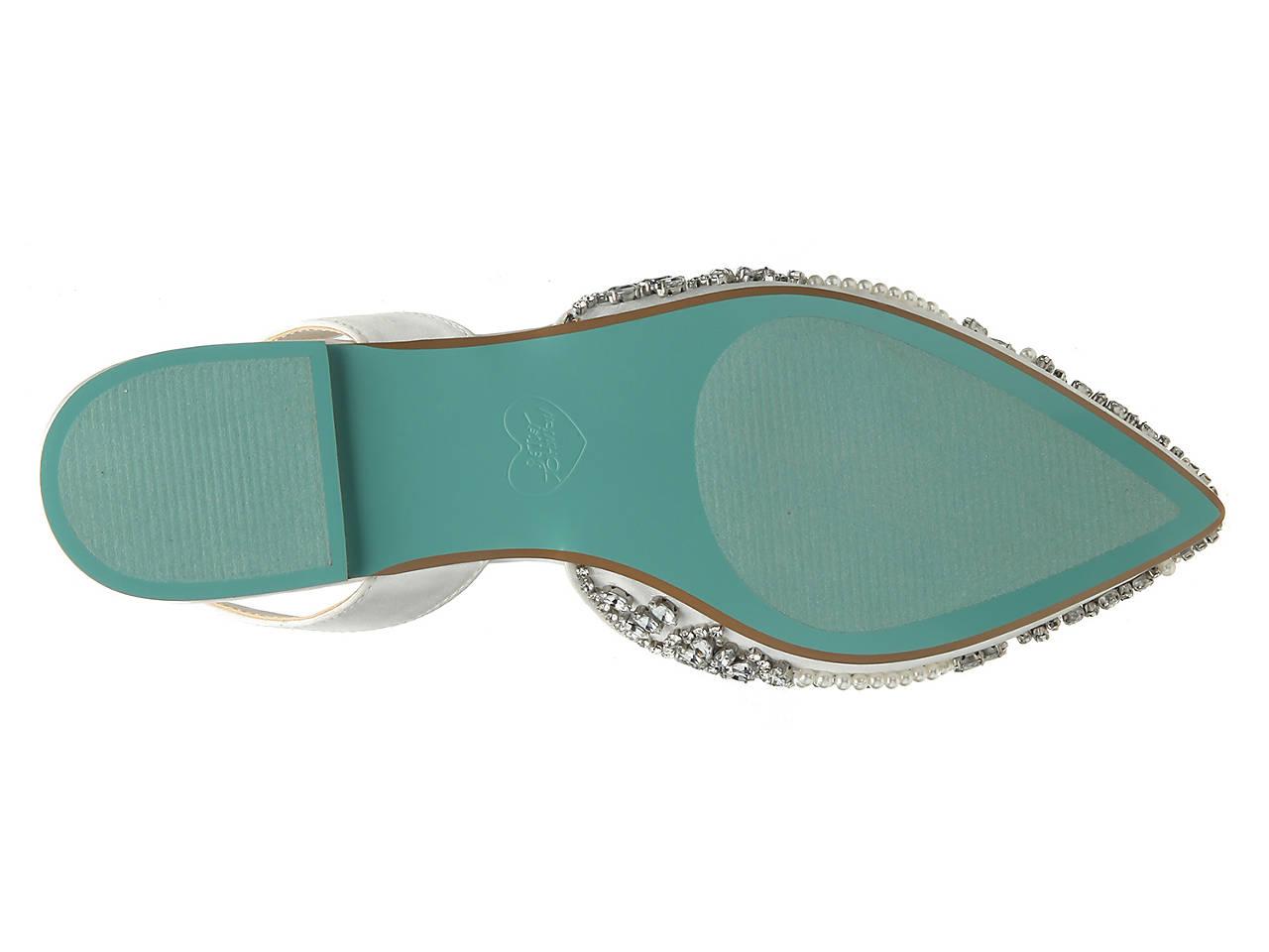 00c15211cfa87 Betsey Johnson Molly Flat Women's Shoes   DSW