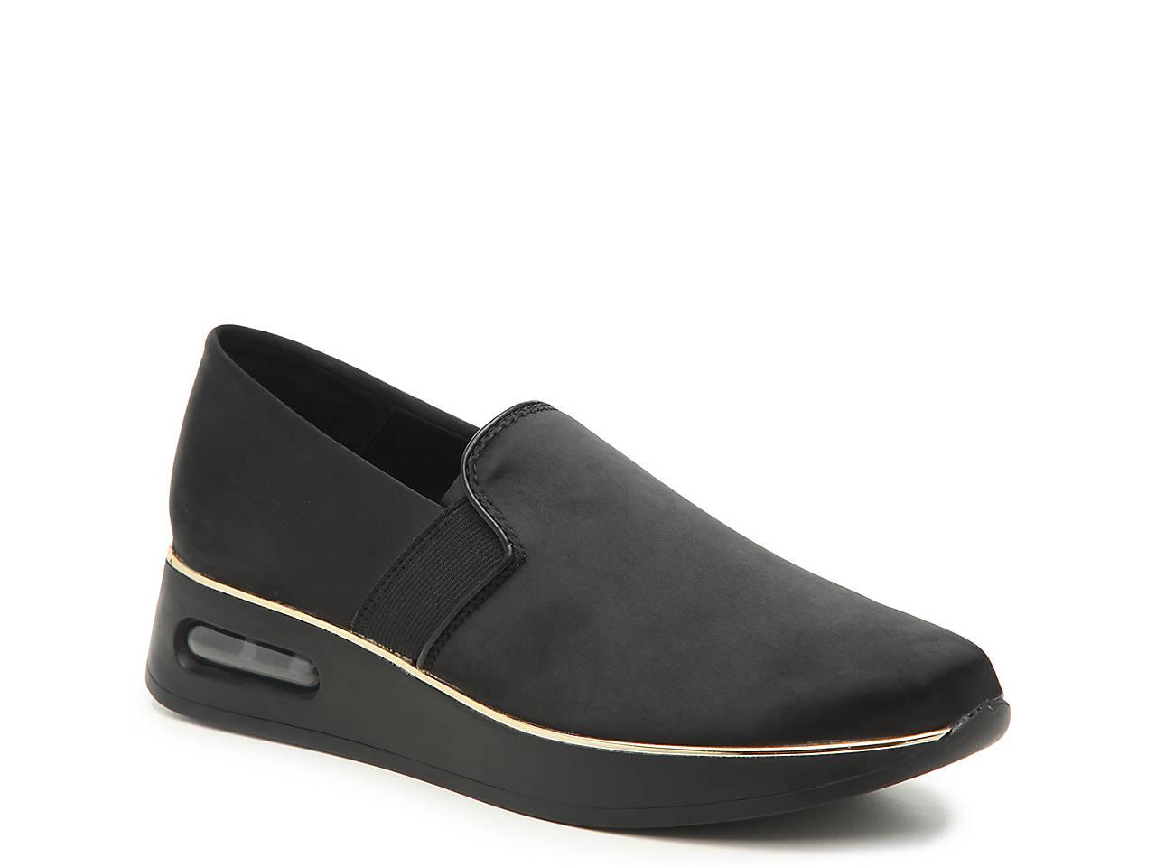 e372f9b288 Karl Lagerfeld Paris Cameo2 Wedge Slip-On Sneaker Women s Shoes