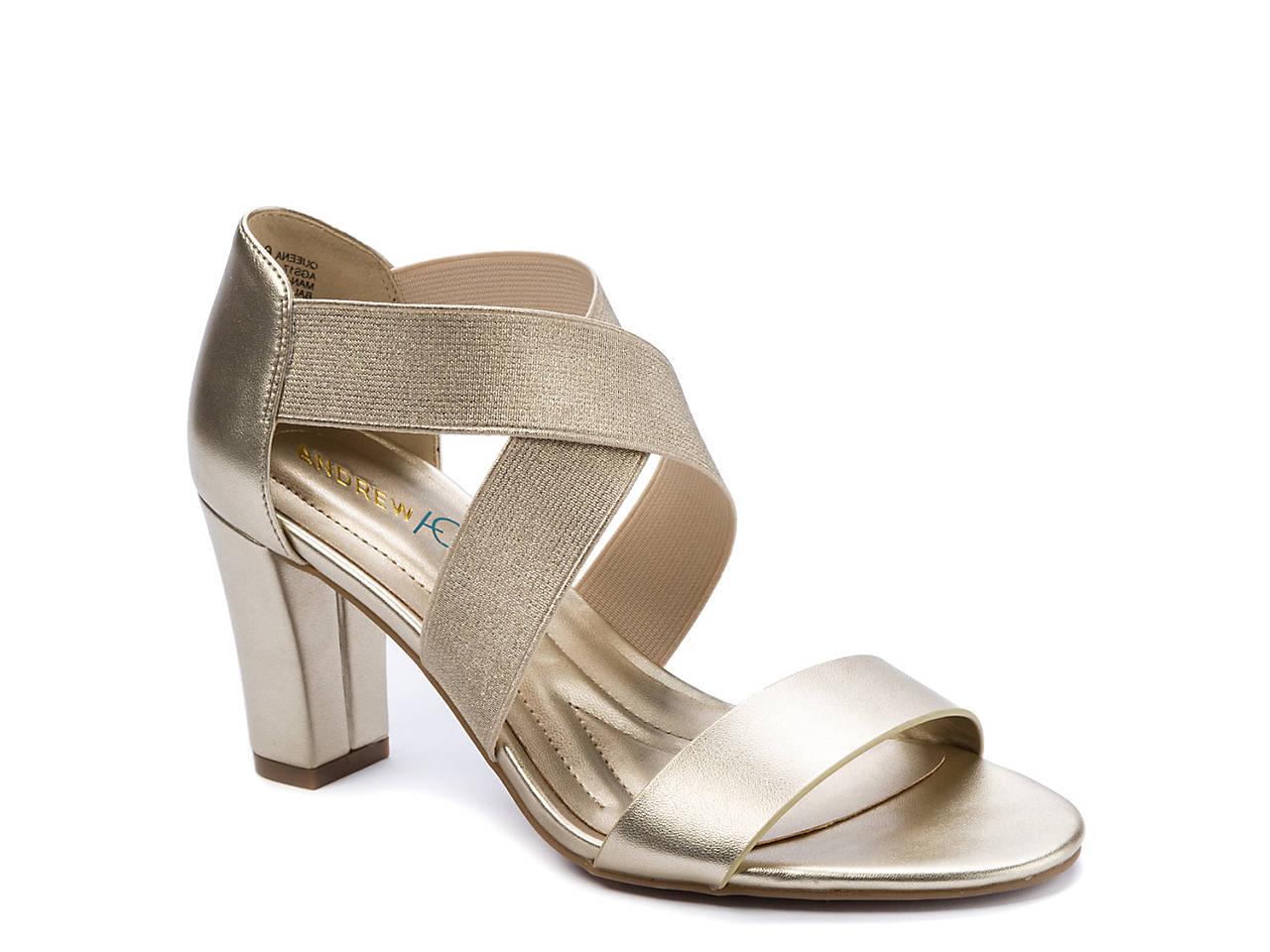 7c013526c82 Andrew Geller Queena Sandal Women s Shoes