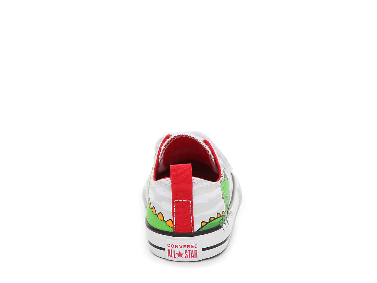 Chuck Taylor All Star 2V Dinoverse Infant & Toddler Sneaker
