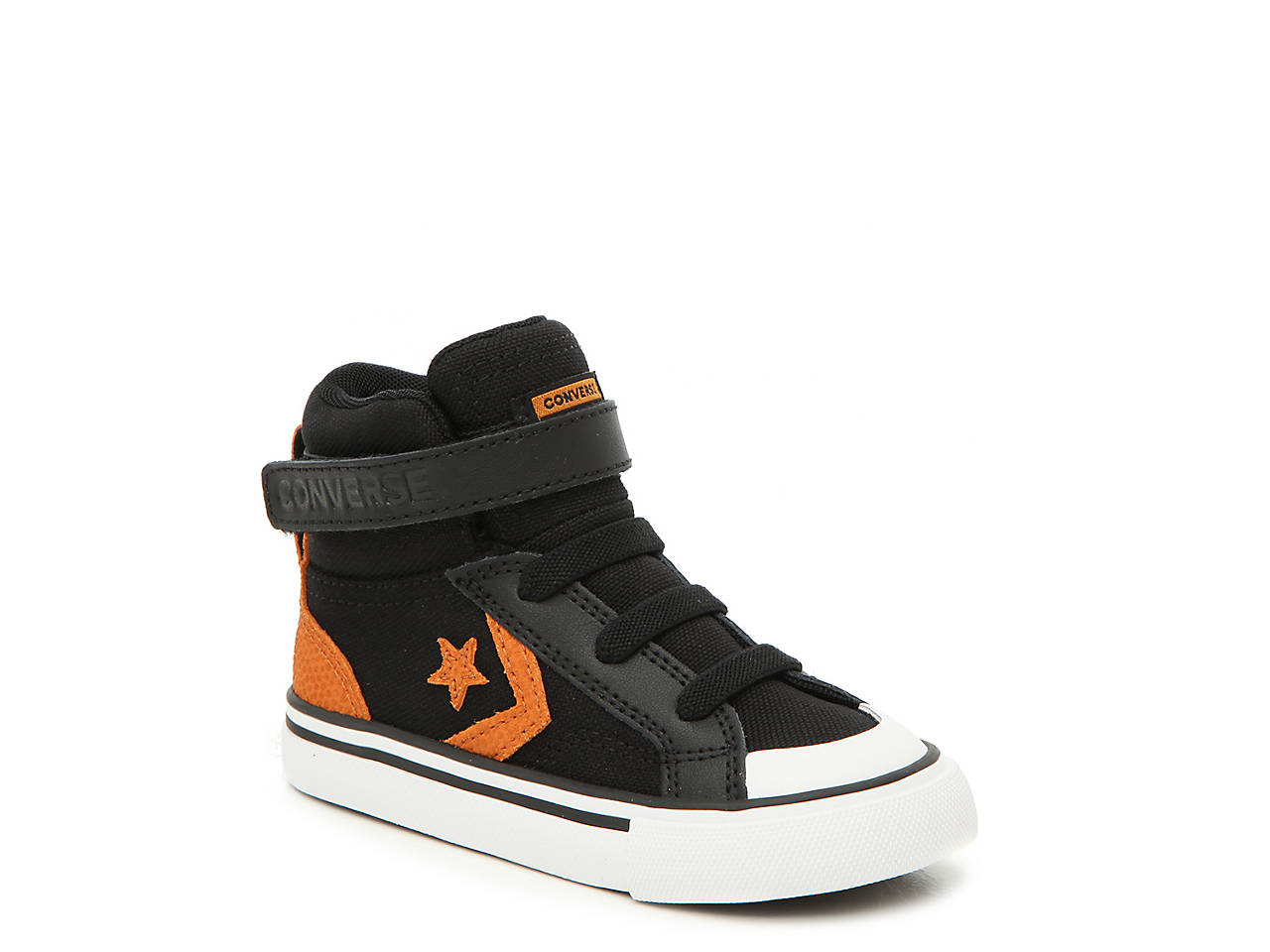 380ce3951 Converse Pro Blaze Court Infant & Toddler High-Top Sneaker Kids ...