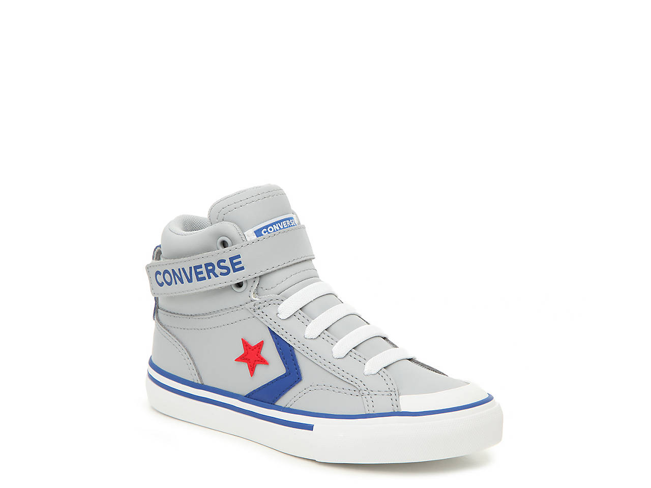Pro Blaze Strap High-Top Sneaker - Kids'