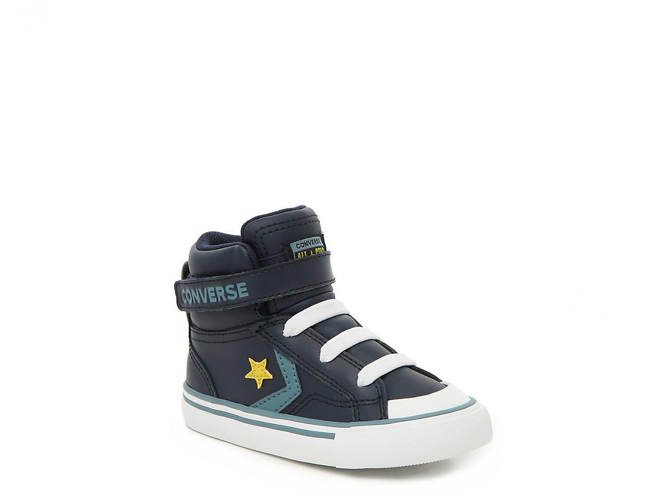 307c68bcc611b Converse Pro Blaze Infant   Toddler High-Top Sneaker Kids Shoes