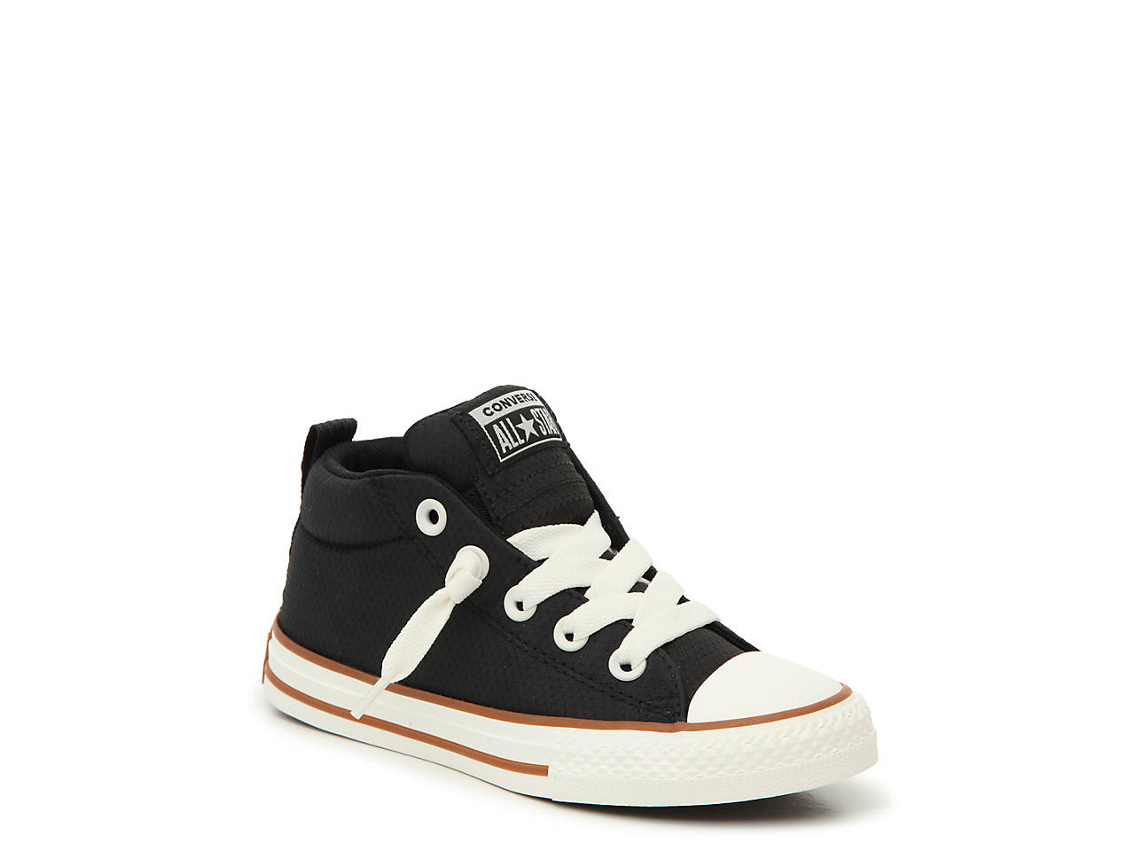 6f798aff1f57 Converse. Chuck Taylor All Star Street Pinstripe Toddler   Youth Slip-On  Sneaker