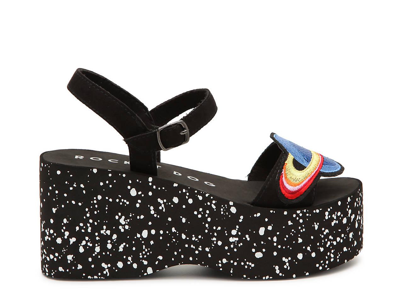 2721806cbda Rocket Dog Lazer Beam Wedge Sandal Women s Shoes