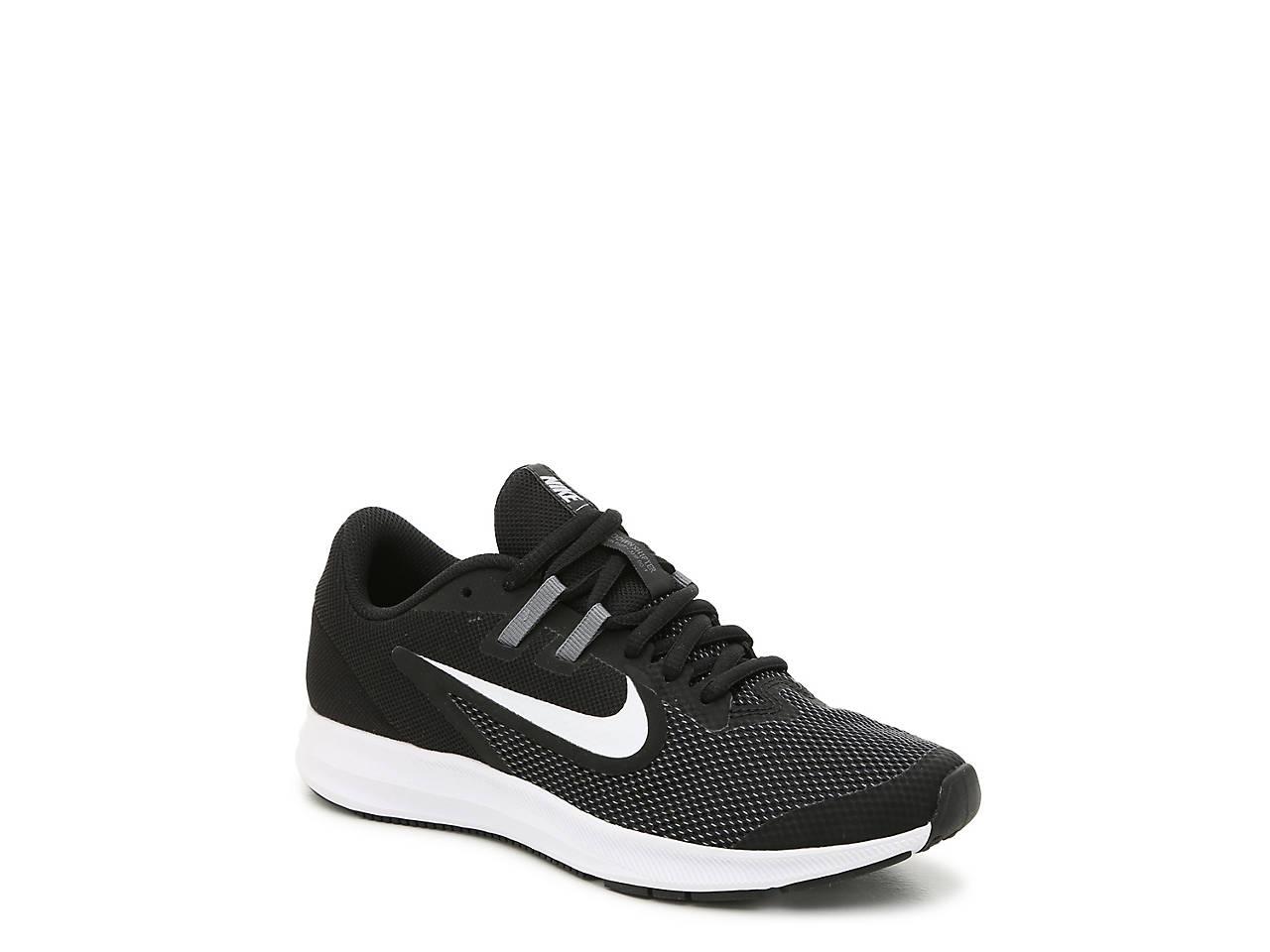 b6d28b7a765d Nike Downshifter 9 Youth Running Shoe Kids Shoes