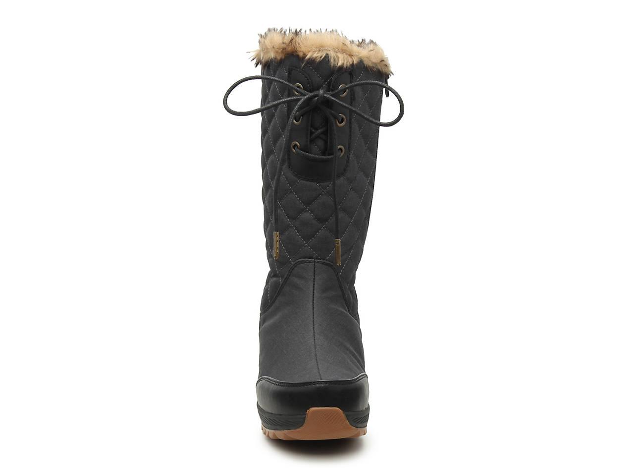 a890a280807 Kamik Plateau Wedge Snow Boot Men s Shoes